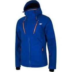 Kurtka narciarska męska 4F niebieska H4Z19 KUMN072 33S