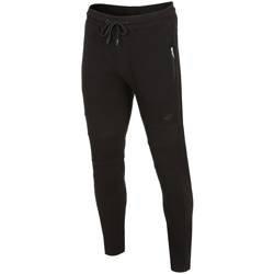 Spodnie męskie 4F głęboka czerń H4Z19 SPMD072 20S