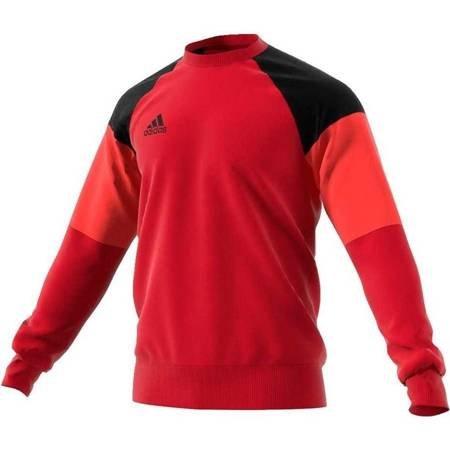 BLUZA adidas CONDIVO 16 SWEAT TOP czerwona AN9886