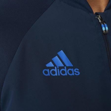 BLUZA adidas CONDIVO 16 TRAINING TOP  granatowo/niebieska /AB3066