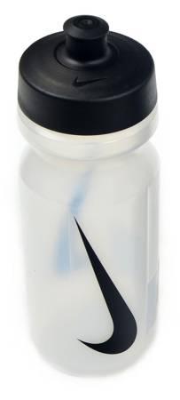 Bidon Nike Big Mouth 650ml  przeżroczysto czarny 17311