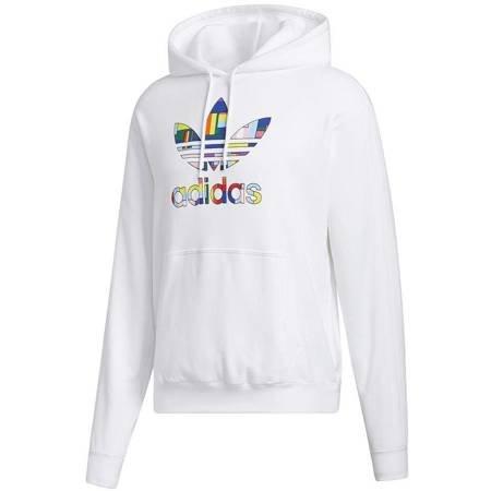 Bluza adidas Flag Fill Hoody biała GD0956