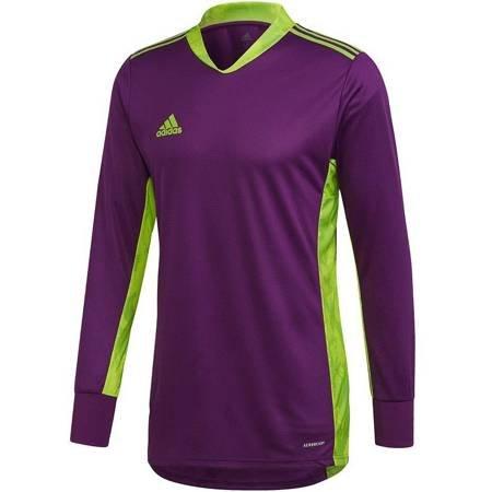 Bluza bramkarska adidas AdiPro 20 Goalkeeper Jersey Longsleeve fioletowa FI4194