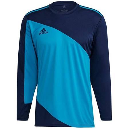 Bluza bramkarska męska adidas Squadra 21 Goalkeeper Jersey niebiesko-granatowa GN6944