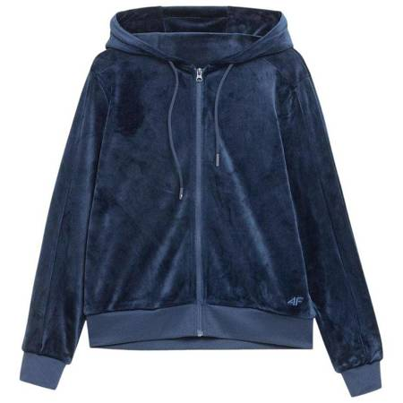 Bluza damska 4F ciemny garnat H4Z21 BLD024 30S