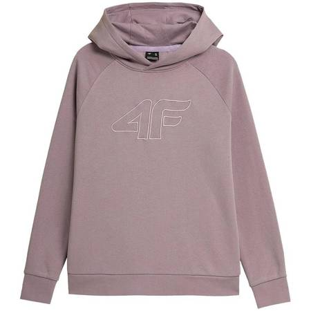 Bluza damska 4F jasny fiolet H4Z21 BLD026 52S