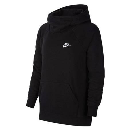 Bluza damska Nike Essentials Fnl Po Flc czarna BV4116 010