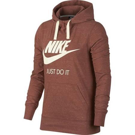 Bluza damska Nike W Gym Vintage Hoodie HBR 914414 252