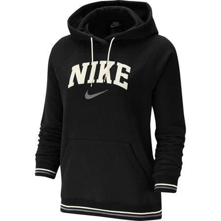 Bluza damska Nike W Hoodie FLC Vrsty czarna BV3973 010