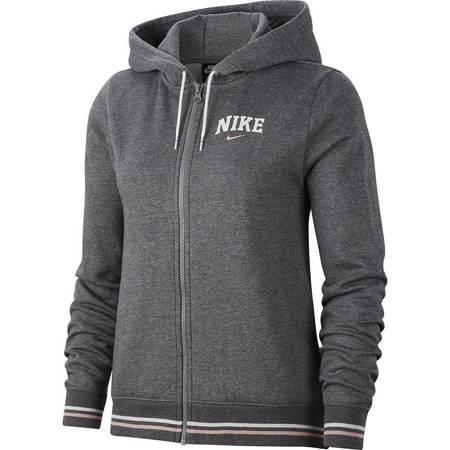 Bluza damska Nike W Hoodie FZ FLC Vrsty szara BV3984 071