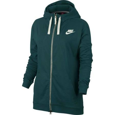 Bluza damska Nike W NSW Gym CLC Hoodie FZ 854961 375