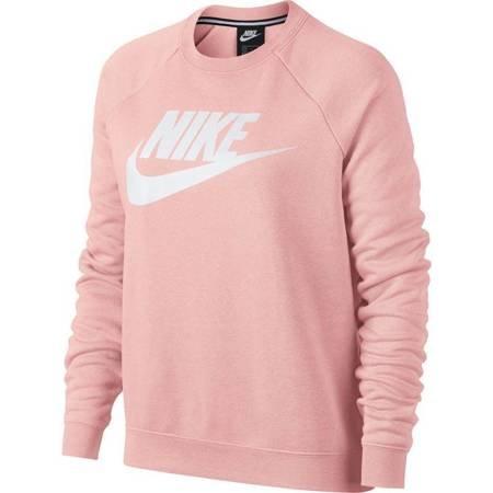Bluza damska Nike W Rally Crew różowa HBR 930905 646