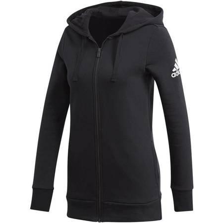 Bluza damska adidas ESS S E HOODIE czarna BP9257