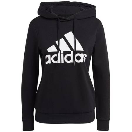 Bluza damska adidas Essentials Hoodie czarna GM5514