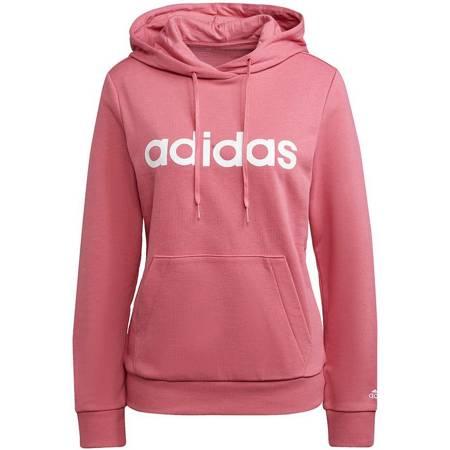 Bluza damska adidas Essentials Hoodie różowa H07801