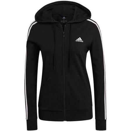 Bluza damska adidas Essentials Single czarna GL0798