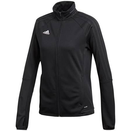 Bluza damska adidas TIRO 17 Training Jacket Women czarna BK0387
