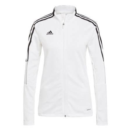 Bluza damska adidas Tiro 21 Track biała GM7302