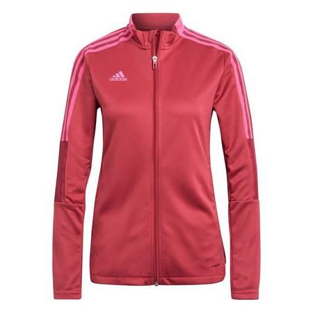 Bluza damska adidas Tiro 21 Track różowa GP0730
