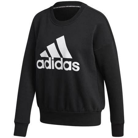 Bluza damska adidas W Bos Crew Sweat czarna GC6925