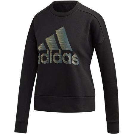 Bluza damska adidas W ID Glam Sweet czarna DZ8676