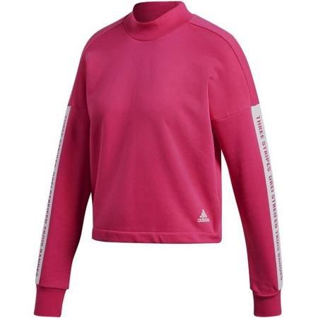 Bluza damska adidas W SID Sweatshirt różowa CZ5673