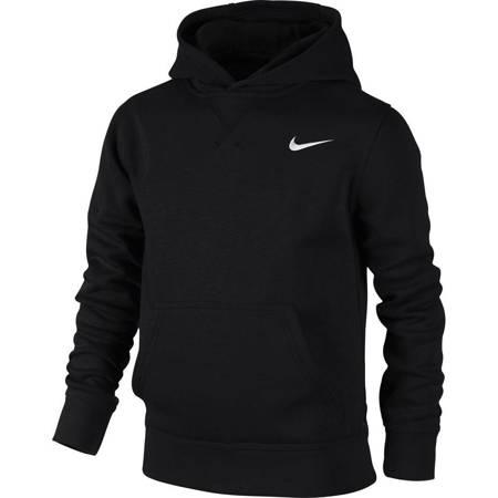 Bluza dla dzieci Nike B Hoodie YA76 BF OTH JUNIOR czarna 619080 010