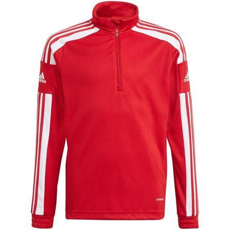 Bluza dla dzieci adidas Squadra 21 Training Top Youth czerwona GP6470