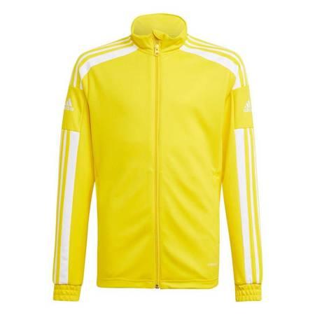 Bluza dla dzieci adidas Squadra 21 Training Youth żółta GP6453