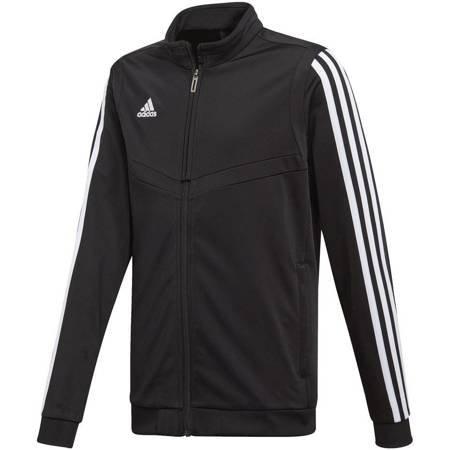 Bluza dla dzieci adidas Tiro 19 Polyester Jacket JUNIOR czarna DT5788