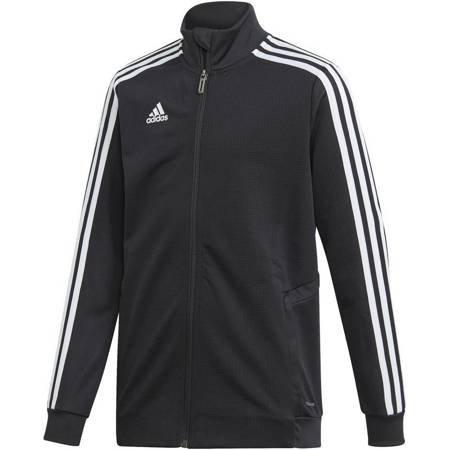 Bluza dla dzieci adidas Tiro 19 Training Jacket JUNIOR czarna DT5276