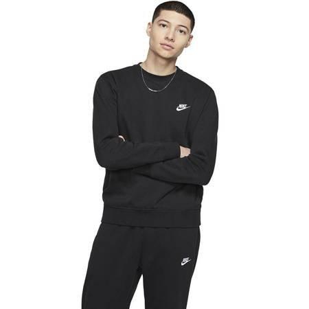 Bluza męska Nike Club Crew BB czarna BV2662 010