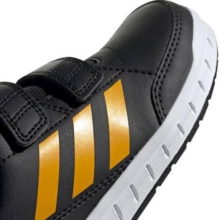 Buty dla dzieci AltaSport CF K czarno żółte G27087