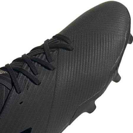 Buty piłkarskie adidas Nemeziz 19.2 FG czarne F34386