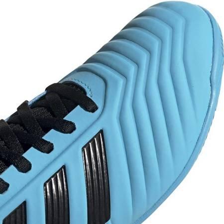 Buty piłkarskie adidas Predator 19.3 IN JUNIOR niebieskie G25807