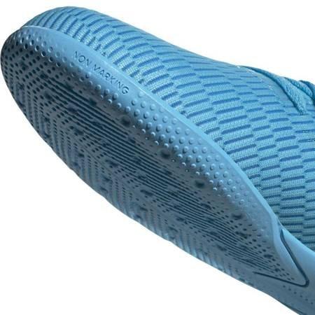 Buty piłkarskie adidas X 19.3 IN JUNIOR niebieskie F35354