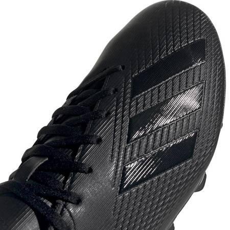 Buty piłkarskie adidas X 19.4 FxG czarne F35377