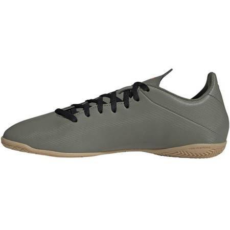 Buty piłkarskie adidas X 19.4 IN zielone EF8373