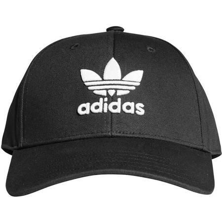 Czapka z daszkiem męska adidas Adic Washed Cap OSFM czarna DV0207