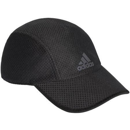 Czapka z daszkiem męska adidas R96 Run Climacool Cap OSFM czarna CF9628