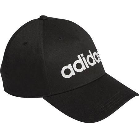 Czapka z daszkiem młodzieżowa adidas Daily Cap OSFY czarna DM6178