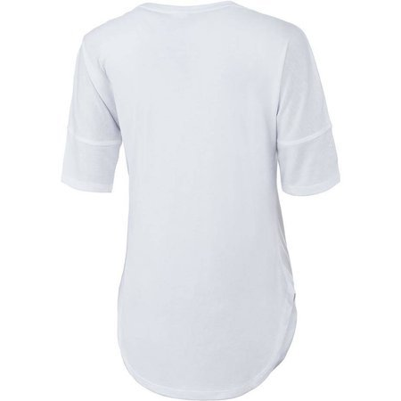 Koszulka damska 4F biała H4Z18 TSDL001 10S