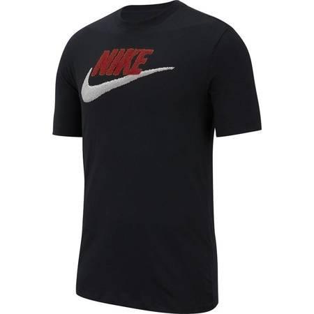 Koszulka męska Nike Brand Mark czarna AR4993 013