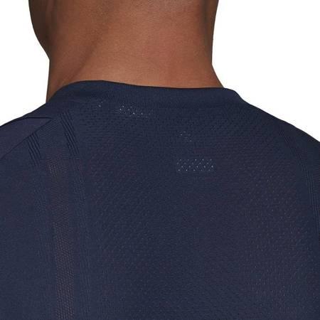 Koszulka męska adidas Real Madrid EU Training Jersey granatowa DX7825