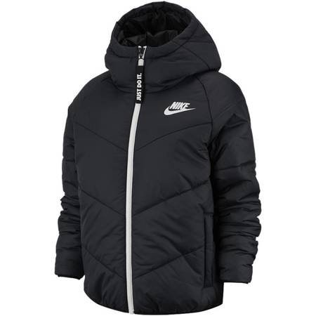 Kurtka damska Nike W NSW WR Synthetic Fill JKT HD czarna BV2906 010
