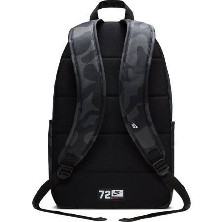 Plecak Nike Elemental BKPK 2.0 Aop2 czarno szary BA6021 010