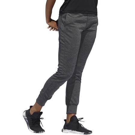 Spodnie damskie adidas Believe Knit Pant szare DT1644
