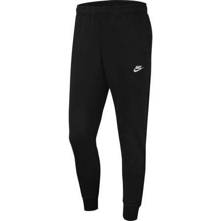 Spodnie męskie Nike NSW Club Jogger FT czarne BV2679 010