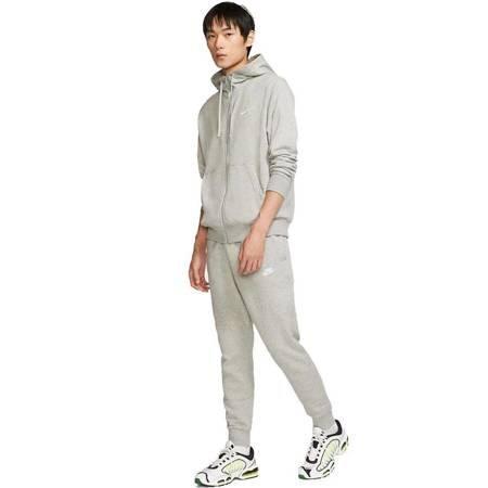 Spodnie męskie Nike NSW Club Jogger FT szare BV2679 063