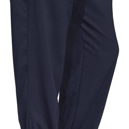 Spodnie męskie adidas Essentials Plain Open Stanford granatowe DY3280